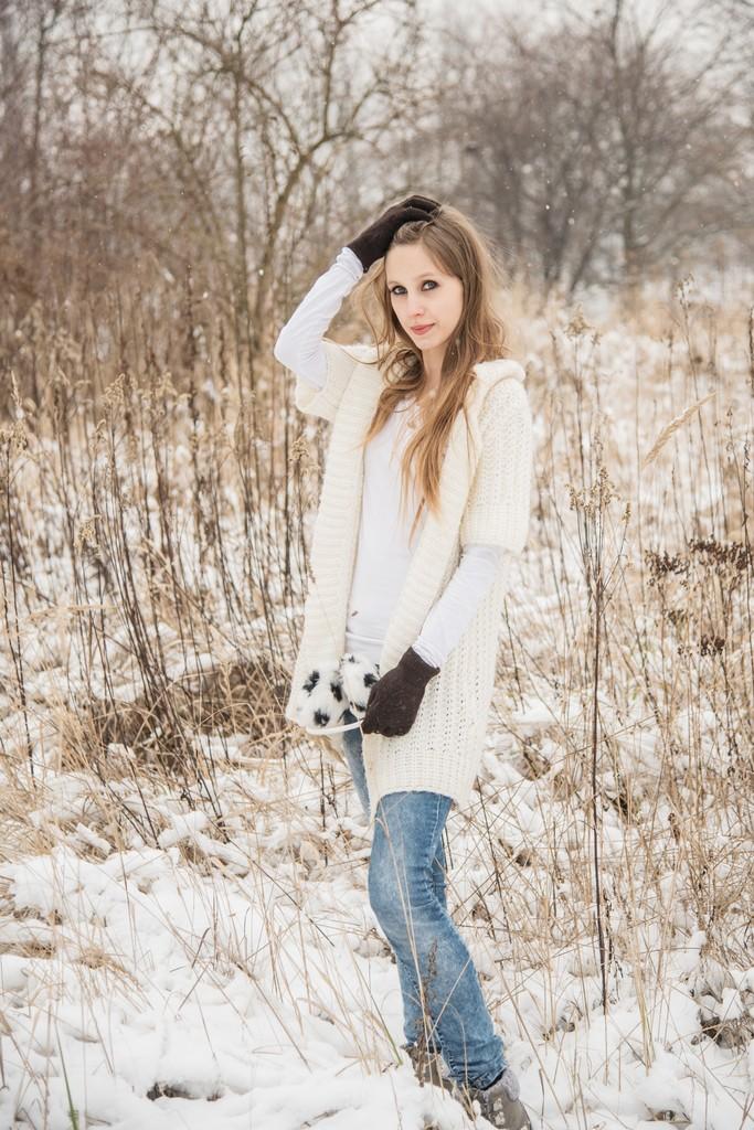 Zimowa sesja